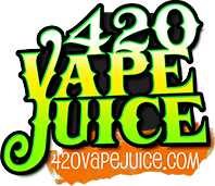 420 Vape Juice Logo