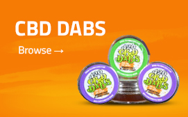 CBD Wax Dabs